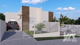 Casa com 2 dormitórios à venda, 51 m² por R$ 175.000,00 - Contorno - Ponta Grossa/PR