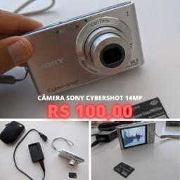 Câmera Sony 14 MP - Original
