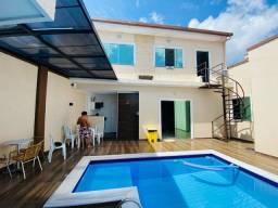 Casa linda com uma área gourmet maravilhosa pra vc!! 4 dormitórios