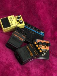 Pedal de guitarra Fender Boss efx custom