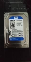 HD WD 500GB