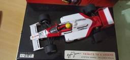 Carro autorama scx Ayrton Senna