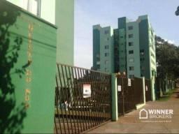 Apartamento com 3 dormitórios à venda, 70 m² por R$ 200.000 - Vila Marumby - Maringá/PR