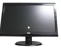 "Monitor LED AOC ""19,5"""