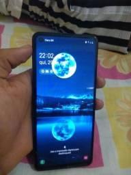 Samsung A21s Novo na caixa troco por iPhone