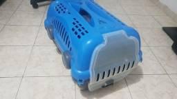 Caixa de Transporte Luxo Furacão Pet N.3 Azul