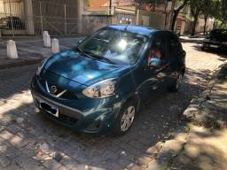Nissan March 2015 com GNV