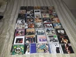 Lote com 40 cds originais em ótimo estado