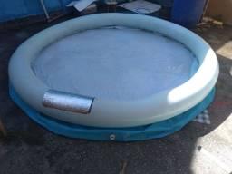Piscina 3600 litros para consertar ou usar como lona(Leia o anúncio direitinho!!)