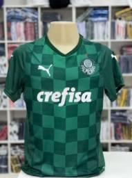 Camisa do Verdão 2021/22 Puma Lançamento