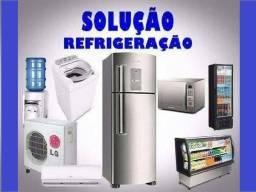 Técnico em refrigeradores e freezer(atendimento  imediato)
