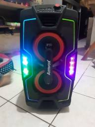Vendo caixa amvox 200 wats Bluetooth