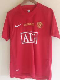 Camisa Manchester United 2007/2008