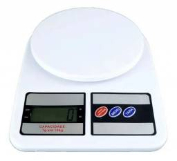 Título do anúncio: Balança Digital Cozinha Precisão 10kg Kilo Dieta E Nutrição
