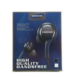 Fone De Ouvido rép. Samsung High Quality Handsfree - Branco