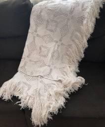 Colcha de crochet / crochê