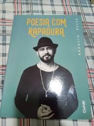Livro Poesia com Rapadura