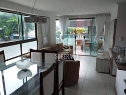 Apartamento com 2 dormitórios para alugar, 56 m² por R$ 2.800/mês - Tambaú - João Pessoa/P