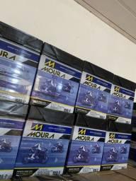 Título do anúncio: Bateria Moura para cb300 fazer 250 entrega em todo Rio