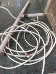Antena para conversor ou tv
