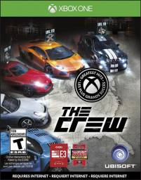 The Crew Corrida, Mídia Física Xbox One