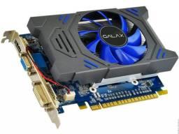 GT 730 2gb DDR5 Galax placa muito boa para games. Castanhal