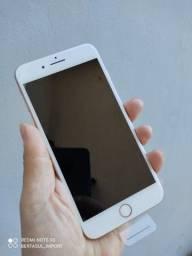 celular apple iphone 8 plus 64gb gold impecável de vitrine