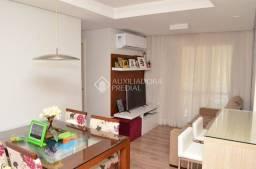 Apartamento à venda com 3 dormitórios em Jardim carvalho, Porto alegre cod:298354
