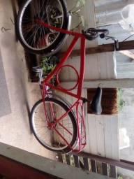 Bicicleta- vendo ou troco