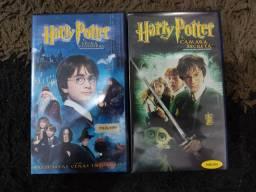 Vhs Harry Potter 1 e 2