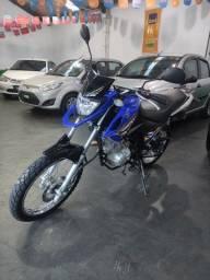 Yamaha Xtz Crosser 150 2017/2017 - Com apenas 7.700kms