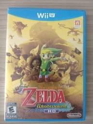 Combo Zelda Wind Waker + Mario Kart + Donkey Kong p/ Wii U