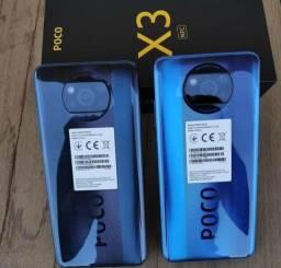 Vários Modelos! Xiaomi Poco X3 64Gb 6Gb Ram | Tela 6.67 | Câmera 64Mp