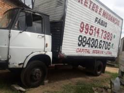 Caminhão fiat 80 ano78