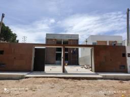 Casas novas em Cabedelo. Fase final de acabamento.