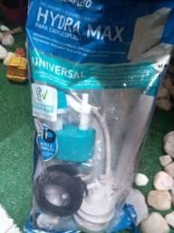 Mecanismo de acionamento simples para vaso sanitário