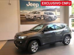 Jeep Compass Limited - 2021/2022 1.3 T270 Turbo Flex  AT6
