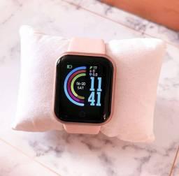 Smartwatch relógio inteligente novo na caixa