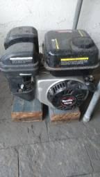 Motor Yanmar 7.0 HP estacionario com rabeta