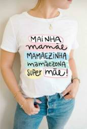 Blusa Dia das Mães