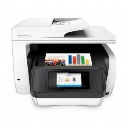 Impressora  HP OfficeJet Pro 8720 Destravada Não usa Chip