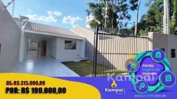 Título do anúncio: Casa à venda com 2 dormitórios em Jardim céu azul, Maringá cod:63922