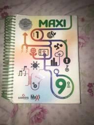 Livros Maxi Ensino Fundamental 9º ano