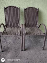 Cadeiras de Junco Alice