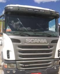 Scania G 420 6x4