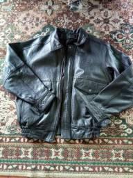 Jacketa de couro