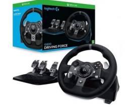 Volante G920 Xbox one/Pc.