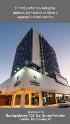 Loft à venda com 1 dormitórios em Centro, Rio grande cod:126419