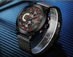 Relógio masculino top super barato