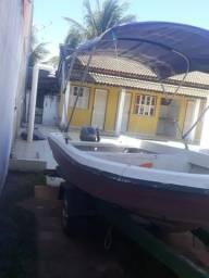 Barco modelo tipo lancha - 2015